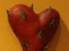 Ceramic Heart - detail 2