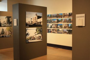 "Rowell Brokaw ""The City"" Exhibit"